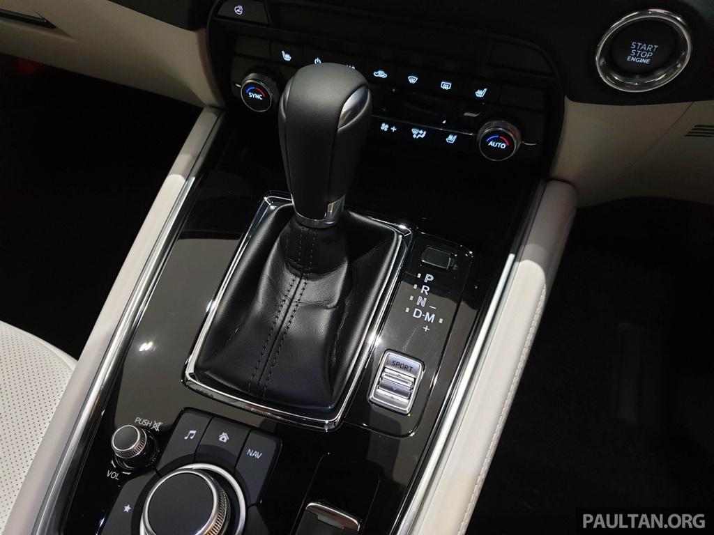 SUV 7 cho Mazda CX-8 2019 ra mat tai Dong Nam A hinh anh 7