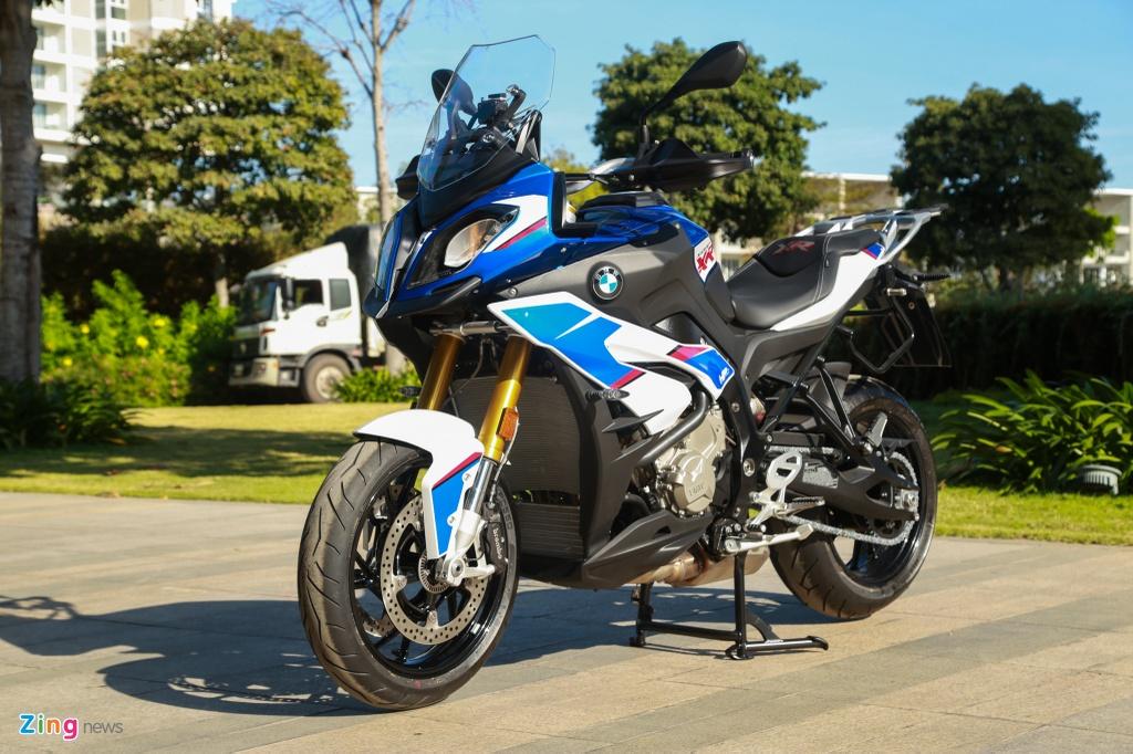 Chi tiet mau moto BMW S1000XR 2019, gia 579 trieu tai VN hinh anh 1
