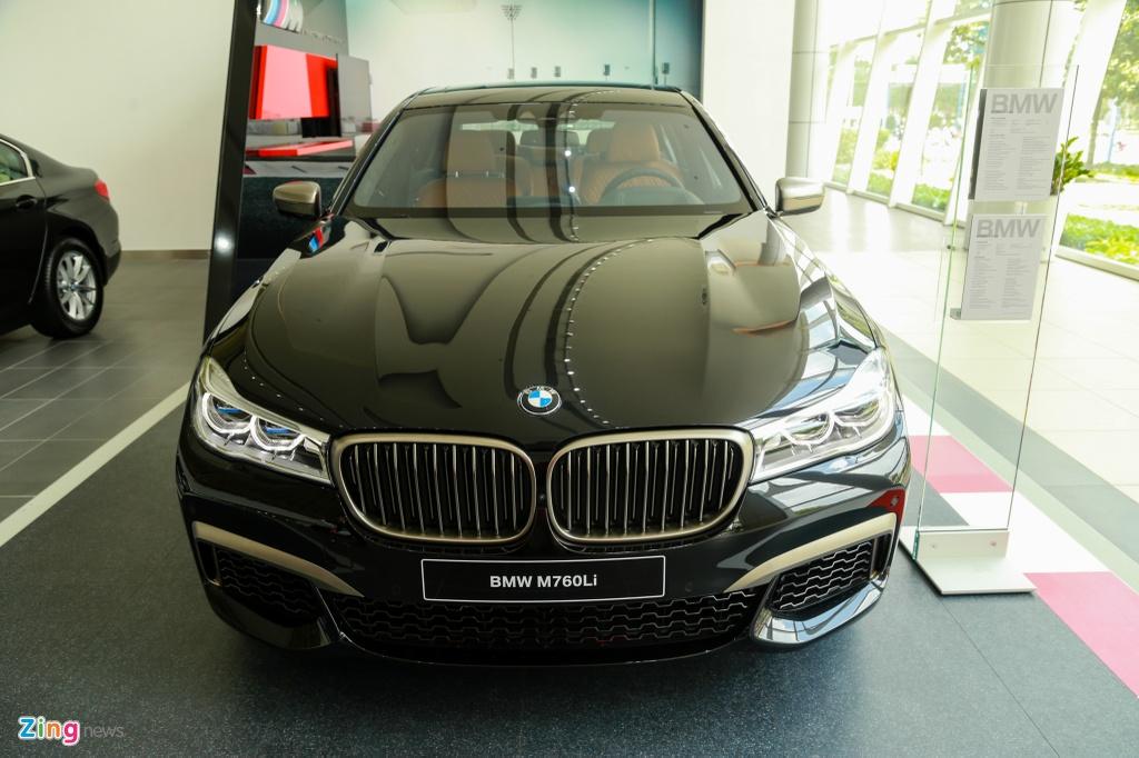 Chi tiet BMW M760Li XDrive moi xuat hien tai VN, gia 13 ty dong hinh anh 2