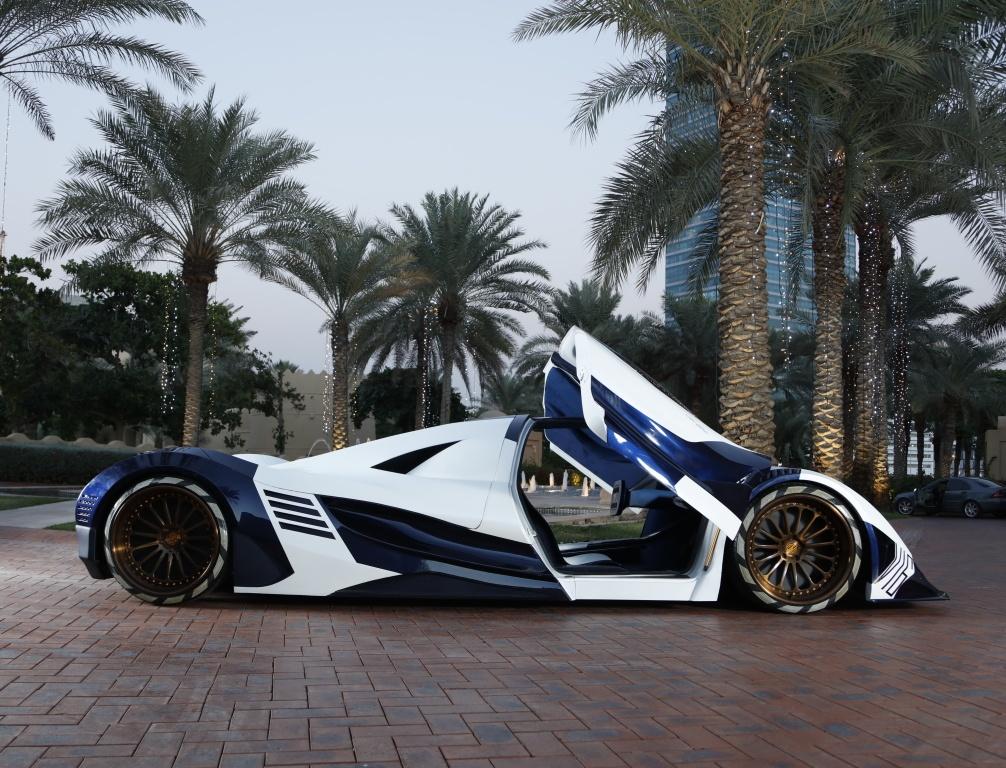 Can canh 'Ac quy' Devel Sixteen manh gap 3 lan Bugatti Chiron hinh anh 6