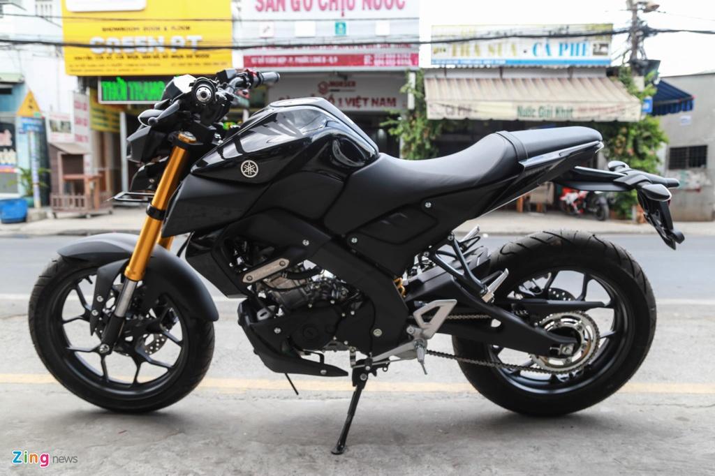 Suzuki GSX150 Bandit va Yamaha MT-15 - cuoc chien nakedbike 150 cc hinh anh 14