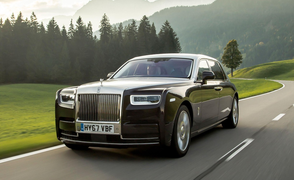 Rolls-Royce Phantom co them cabin rieng anh 9