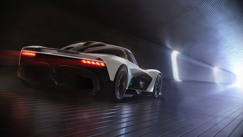 Sieu xe moi cua Aston Martin manh 1.000 ma luc, gia tren 1 trieu USD hinh anh 10