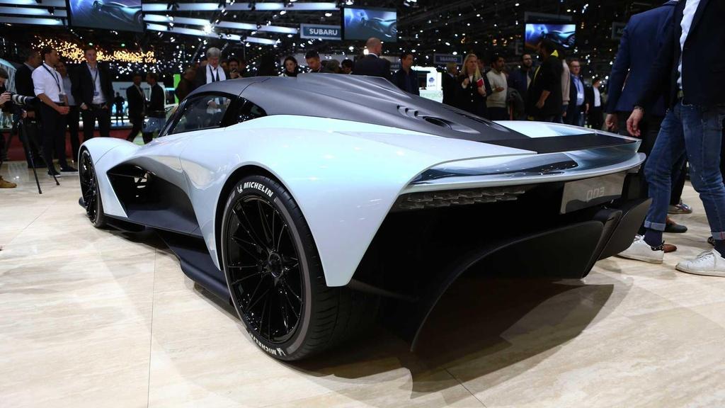 Sieu xe moi cua Aston Martin manh 1.000 ma luc, gia tren 1 trieu USD hinh anh 4