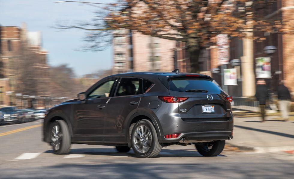 Mazda CX-5 trang bi dong co diesel moi anh 9