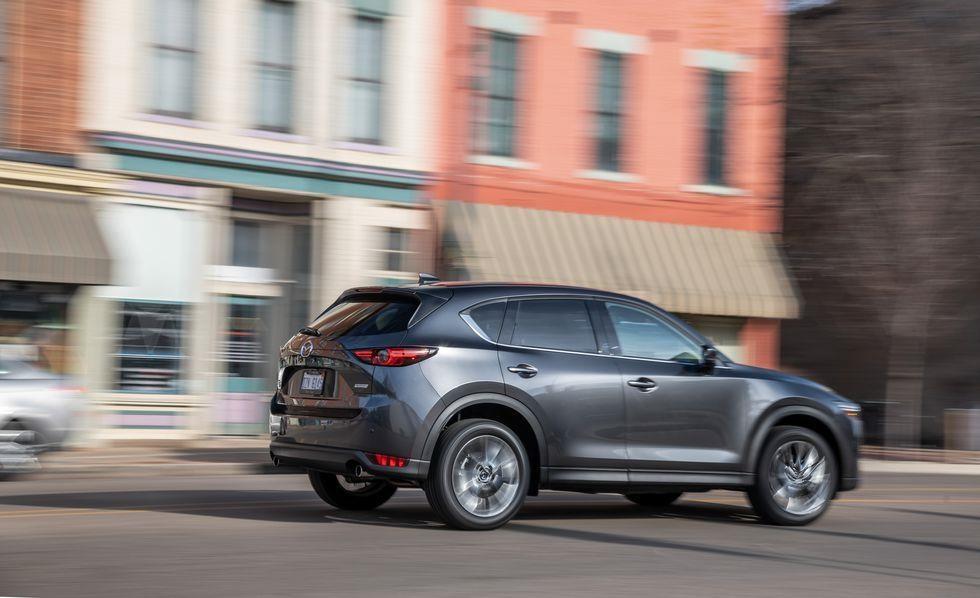 Mazda CX-5 trang bi dong co diesel moi anh 4