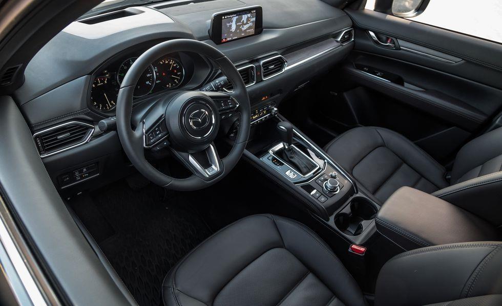 Mazda CX-5 trang bi dong co diesel moi anh 5