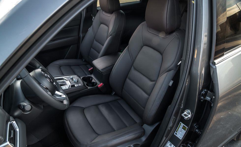 Mazda CX-5 trang bi dong co diesel moi anh 7