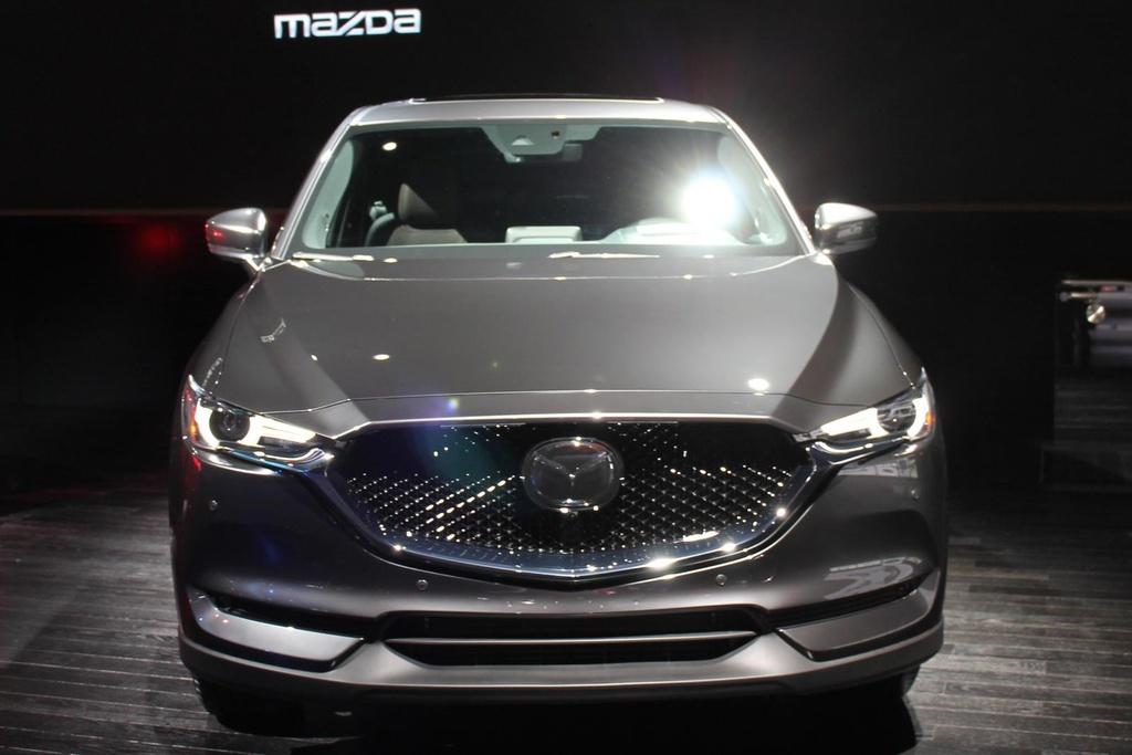 Mazda CX-5 trang bi dong co diesel moi anh 1