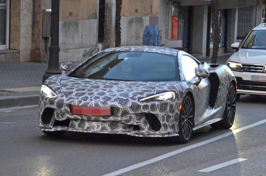 McLaren GT ra mat vao thang 5 anh 2