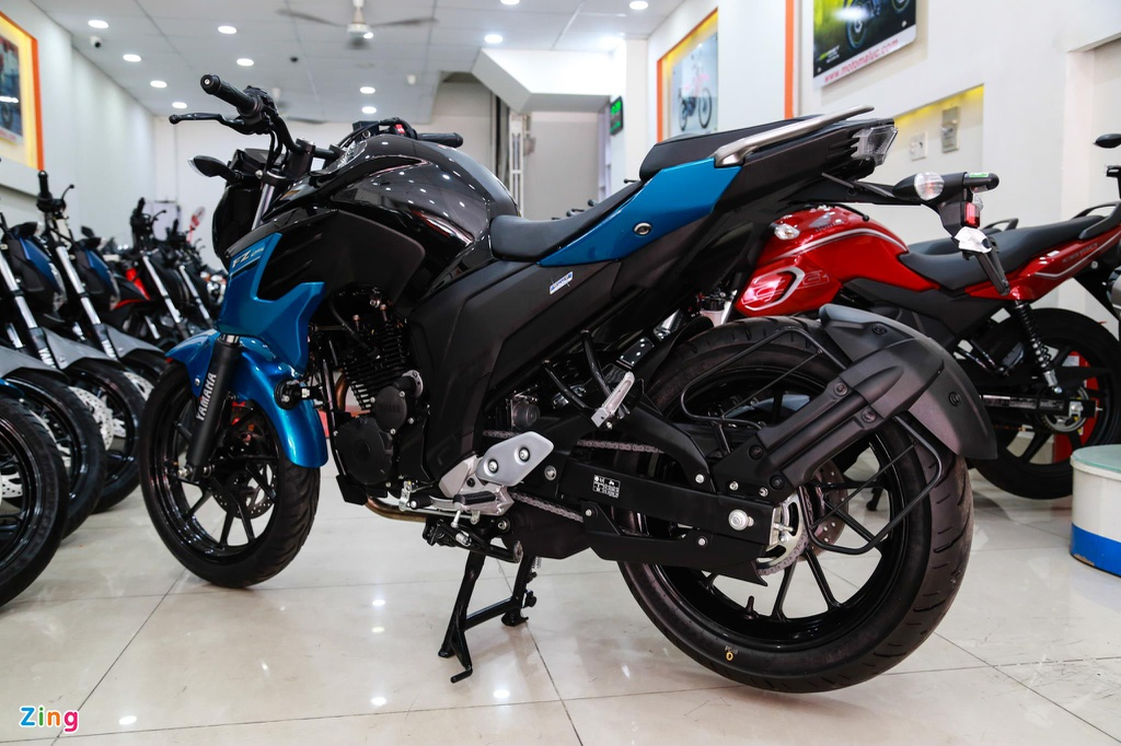 Chi tiet Yamaha FZ25 2019 ABS tai VN anh 9