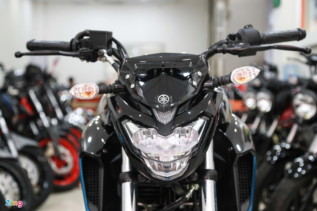 Chi tiet Yamaha FZ25 2019 ABS tai VN anh 3