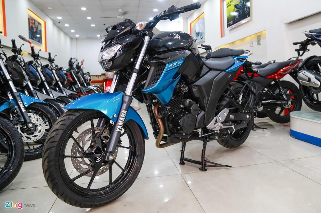 Chi tiet Yamaha FZ25 2019 ABS tai VN anh 2