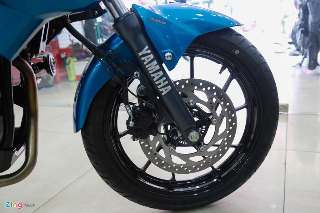 Chi tiet Yamaha FZ25 2019 ABS tai VN anh 6