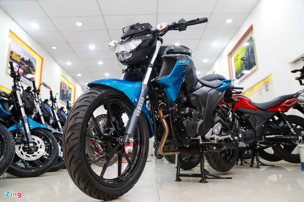 Chi tiet Yamaha FZ25 2019 ABS tai VN anh 8