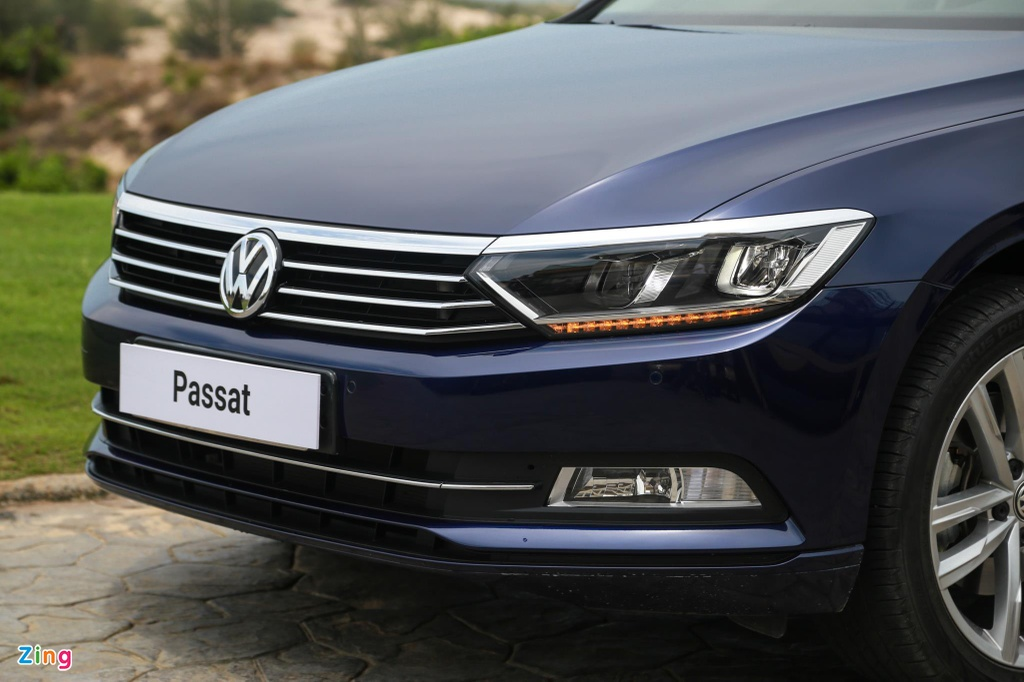 Danh gia Volkswagen Passat BlueMotion anh 8