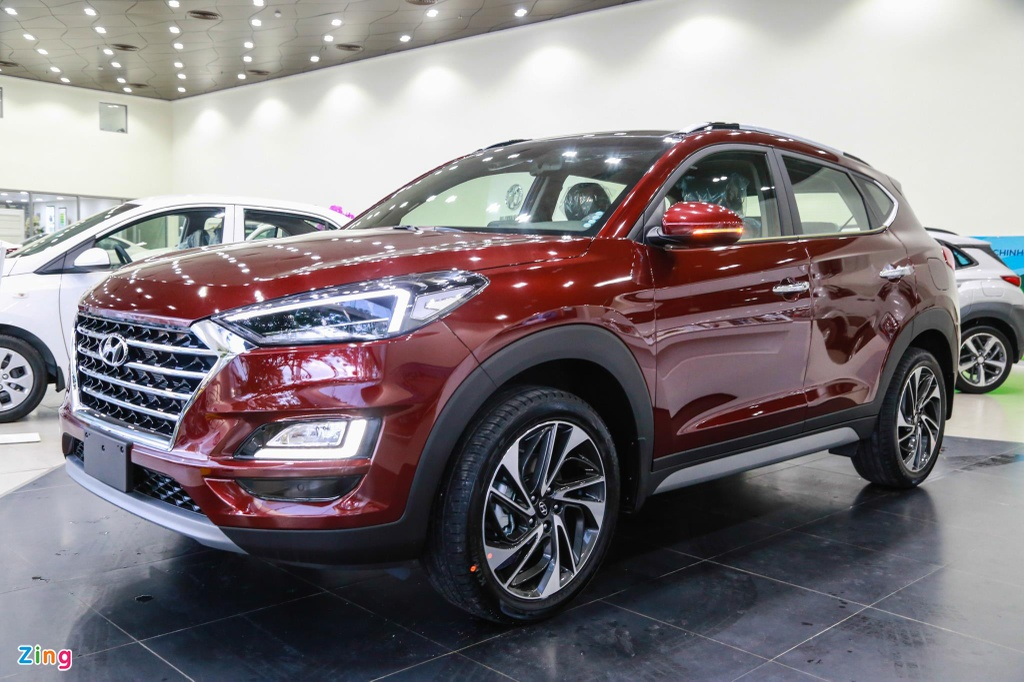 Can canh Hyundai Tucson 2019 - thay ngoai hinh, tang gia ban hinh anh 1