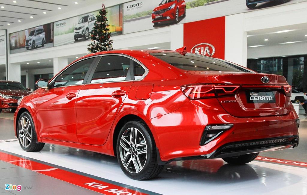 Hyundai Elantra 2019 va Kia Cerato 2019: Ke tam lang nguoi nua can hinh anh 12