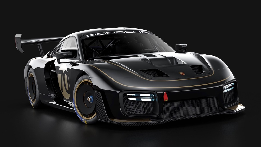 Sieu xe dua Porsche 935 co 7 dien mao moi, gioi han 77 chiec hinh anh 8