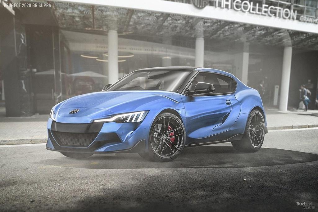 Toyota Supra 2020 anh 6