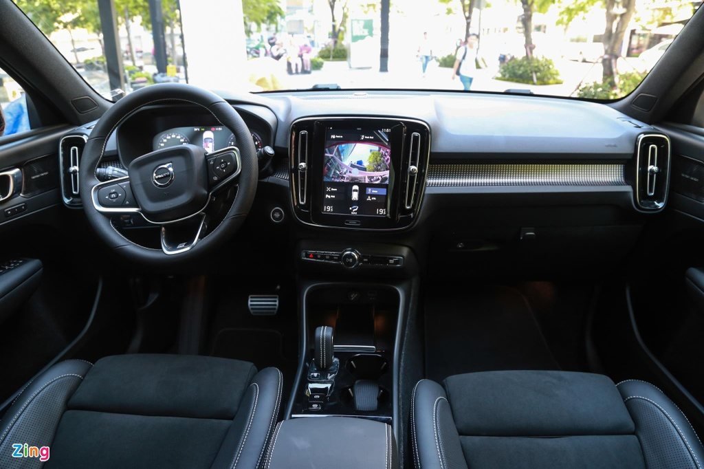 Chi tiet Volvo XC40 gia 1,75 ty dong, canh tranh Mercedes-Benz GLA hinh anh 6