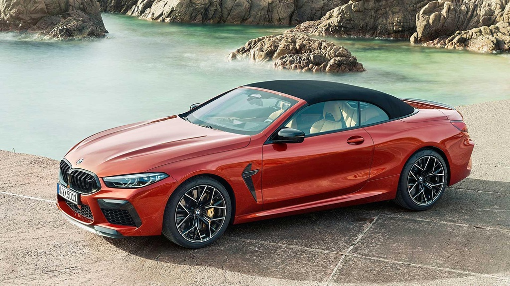 BMW M8 chinh thuc lo dien anh 6