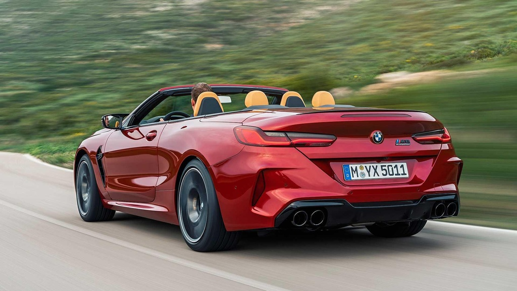 BMW M8 chinh thuc lo dien anh 7