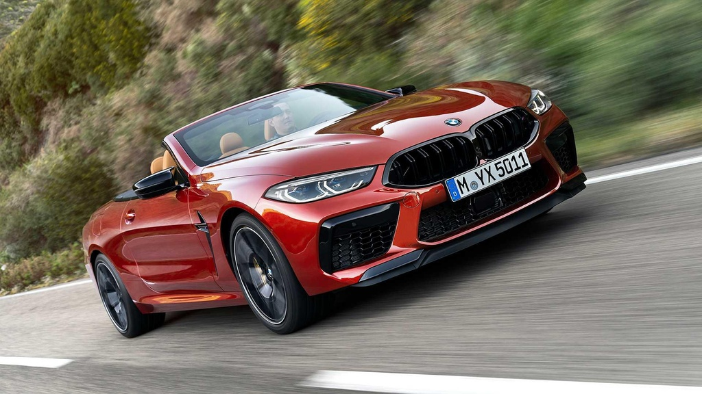 BMW M8 chinh thuc lo dien anh 10