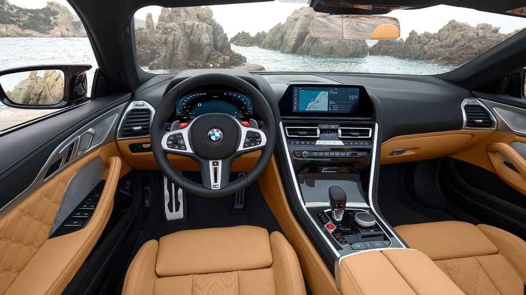 BMW M8 chinh thuc lo dien anh 4