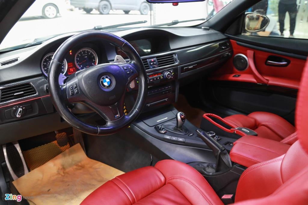 BMW M3 E93 Convertible do supercharge cua 'dan choi' Sai Gon hinh anh 4
