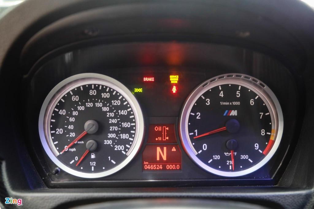 BMW M3 E93 Convertible do supercharge cua 'dan choi' Sai Gon hinh anh 6
