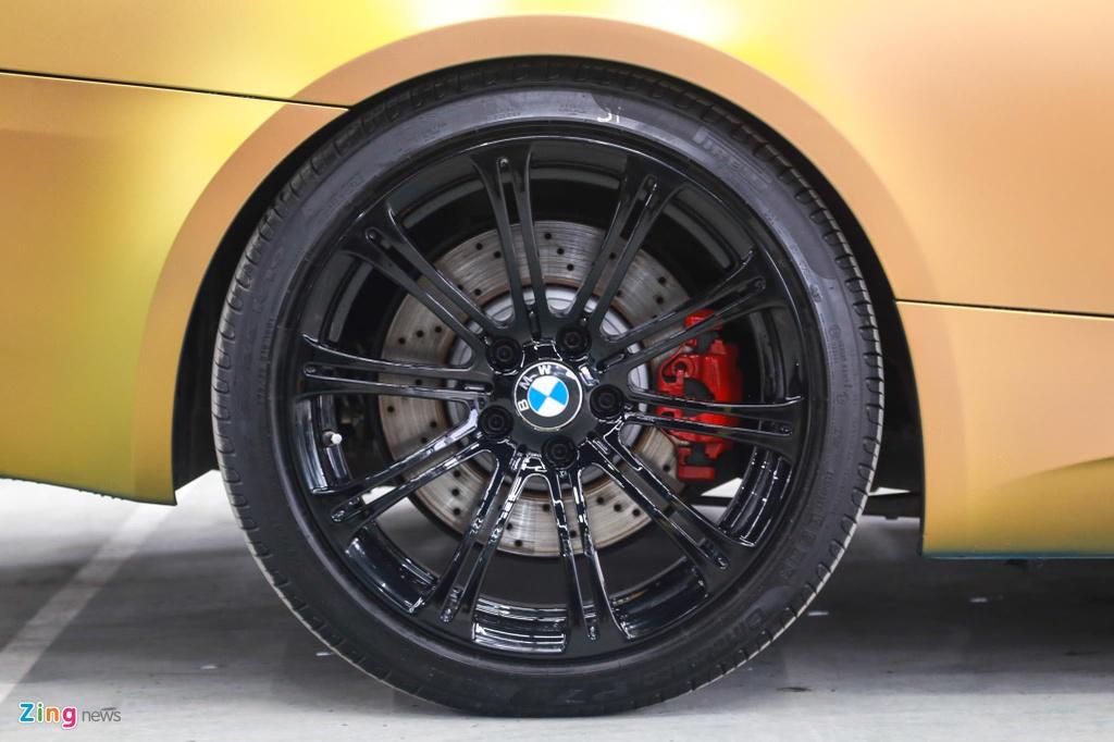 BMW M3 E93 Convertible do supercharge cua 'dan choi' Sai Gon hinh anh 12