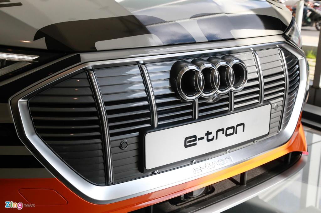 Can canh SUV dien Audi e-tron dau tien xuat hien tai VN hinh anh 7