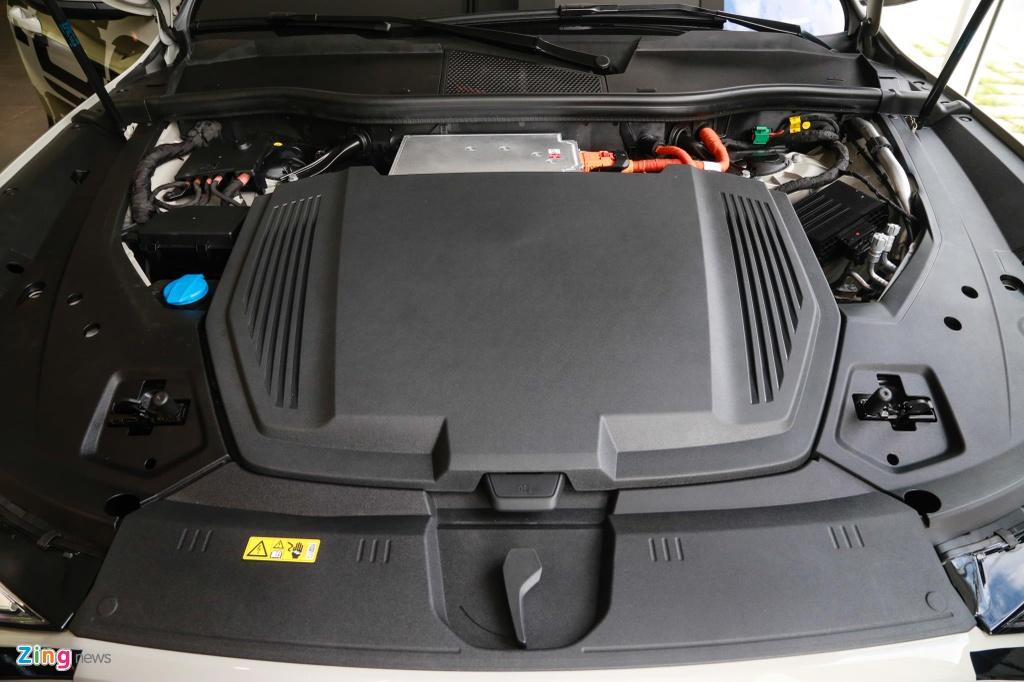 Can canh SUV dien Audi e-tron dau tien xuat hien tai VN hinh anh 5