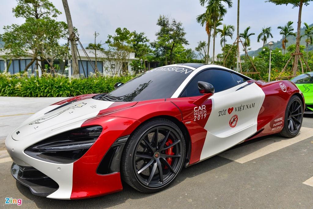 Chi tiet 'canh chim dau dan' McLaren 720S dan doan Car Passion hinh anh 9