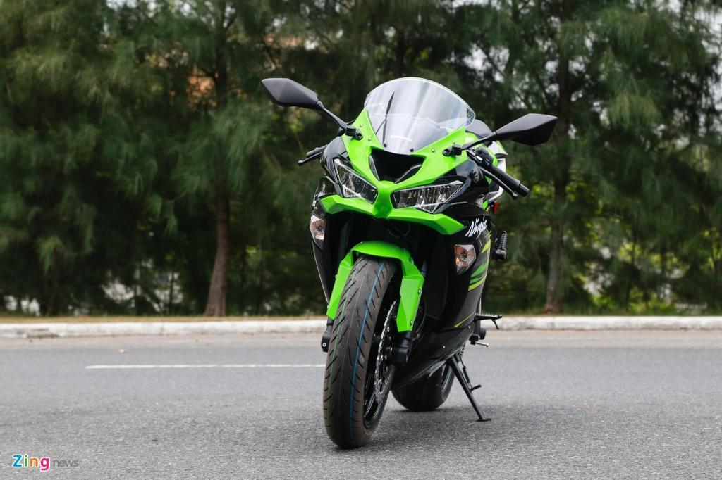 Kawasaki Ninja ZX-6R the he moi tai VN anh 8