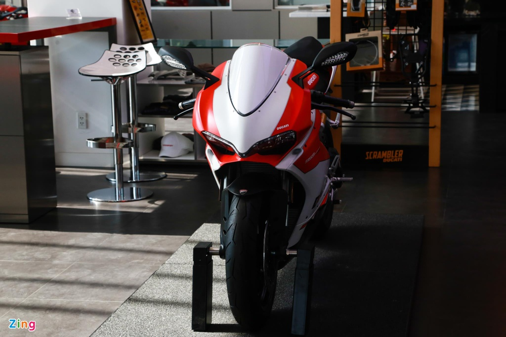 Can canh Ducati 959 Panigale Corse gia 635 trieu tai VN hinh anh 11