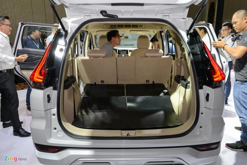 Suzuki Ertiga 2019 co gi de dau voi Mitsubishi Xpander? hinh anh 12