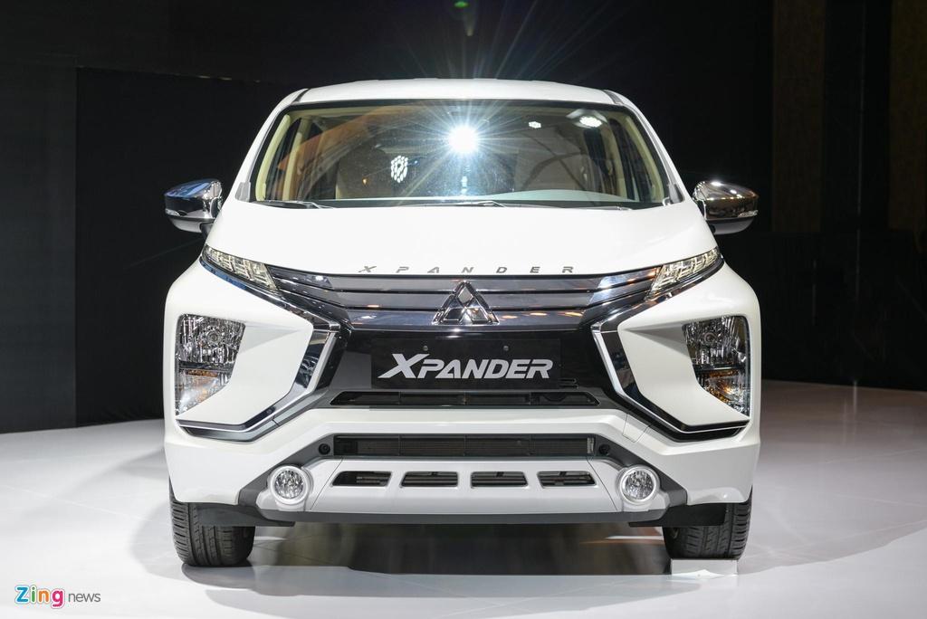 Suzuki Ertiga 2019 co gi de dau voi Mitsubishi Xpander? hinh anh 2