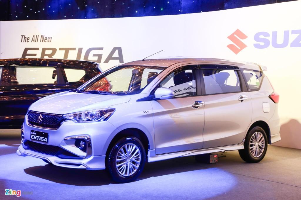 Suzuki Ertiga 2019 co gi de dau voi Mitsubishi Xpander? hinh anh 3