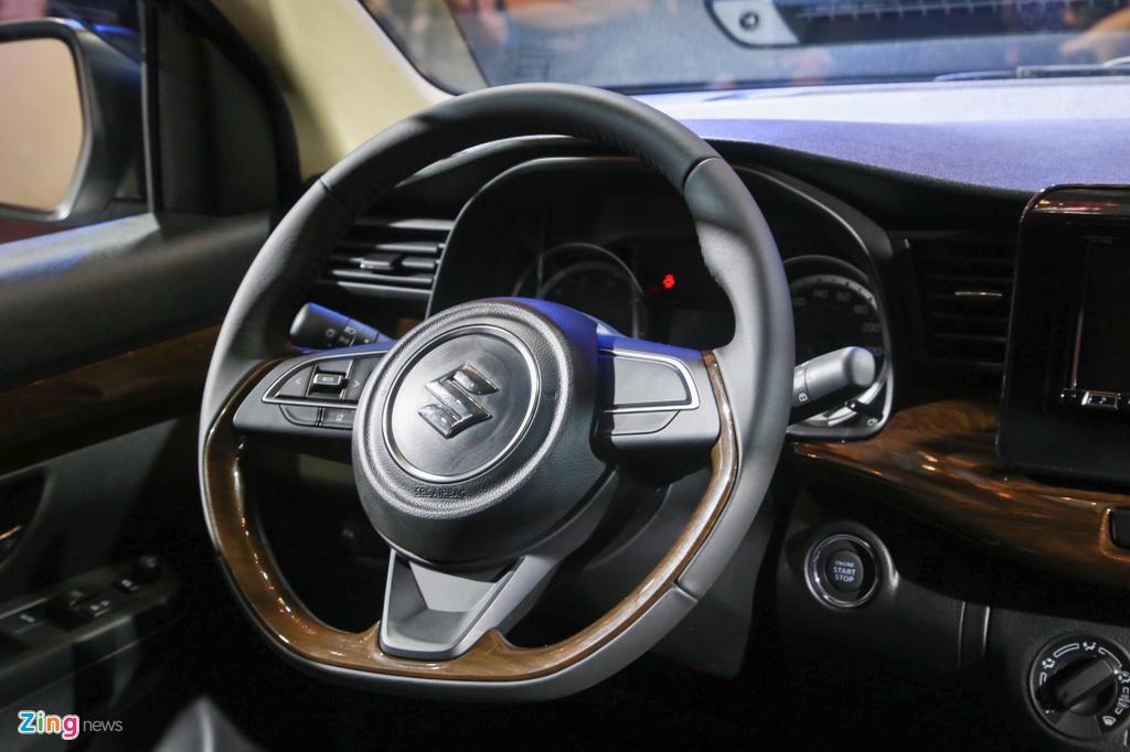 Suzuki Ertiga 2019 co gi de dau voi Mitsubishi Xpander? hinh anh 9