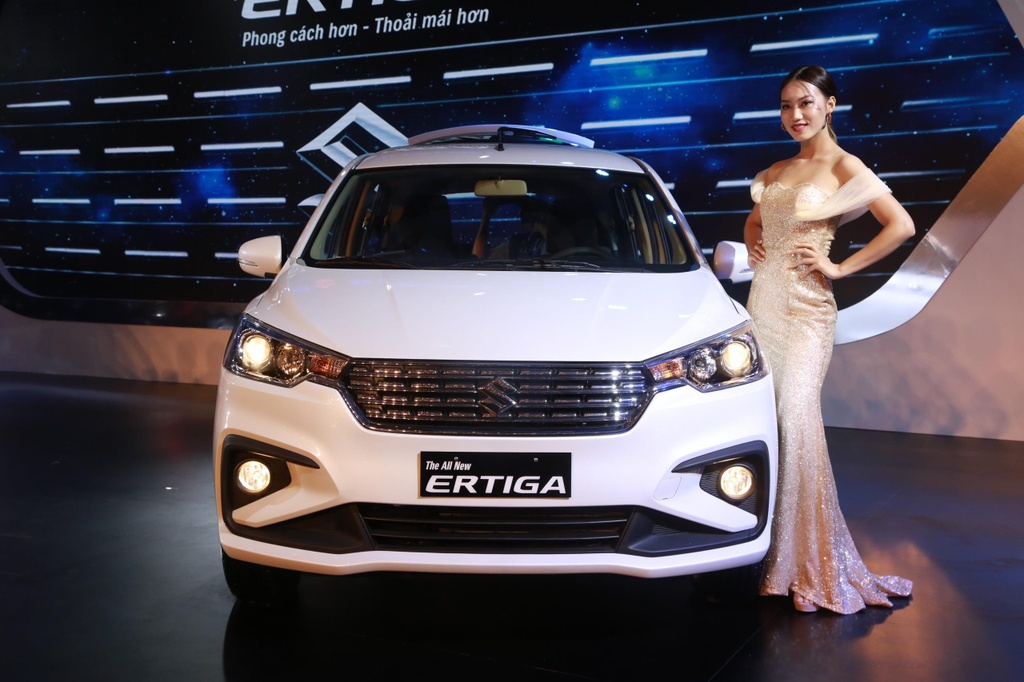 Suzuki Ertiga 2019 Co Gi để đấu Với Mitsubishi Xpander