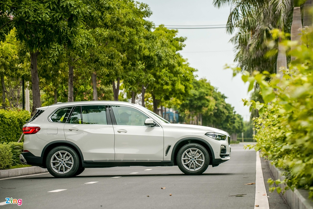 BMW X5 2019 vua ra mat VN gia 4,3 ty dong co gi dac biet? hinh anh 3