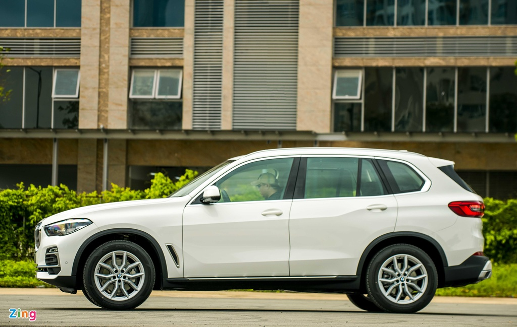 BMW X5 2019 vua ra mat VN gia 4,3 ty dong co gi dac biet? hinh anh 7