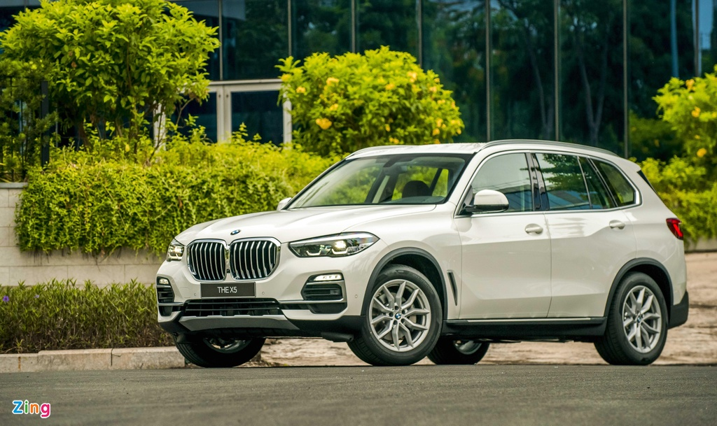 BMW X5 2019 vua ra mat VN gia 4,3 ty dong co gi dac biet? hinh anh 2