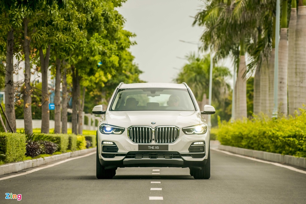 BMW X5 2019 vua ra mat VN gia 4,3 ty dong co gi dac biet? hinh anh 5