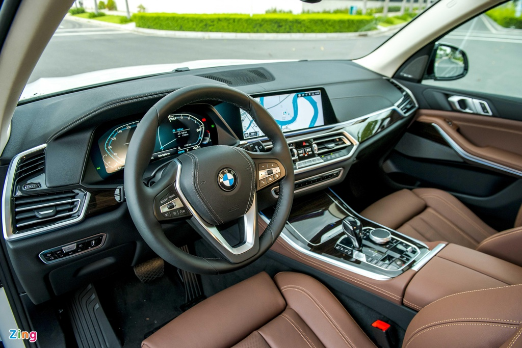 BMW X5 2019 vua ra mat VN gia 4,3 ty dong co gi dac biet? hinh anh 10