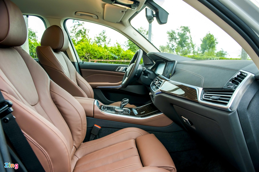 BMW X5 2019 vua ra mat VN gia 4,3 ty dong co gi dac biet? hinh anh 11