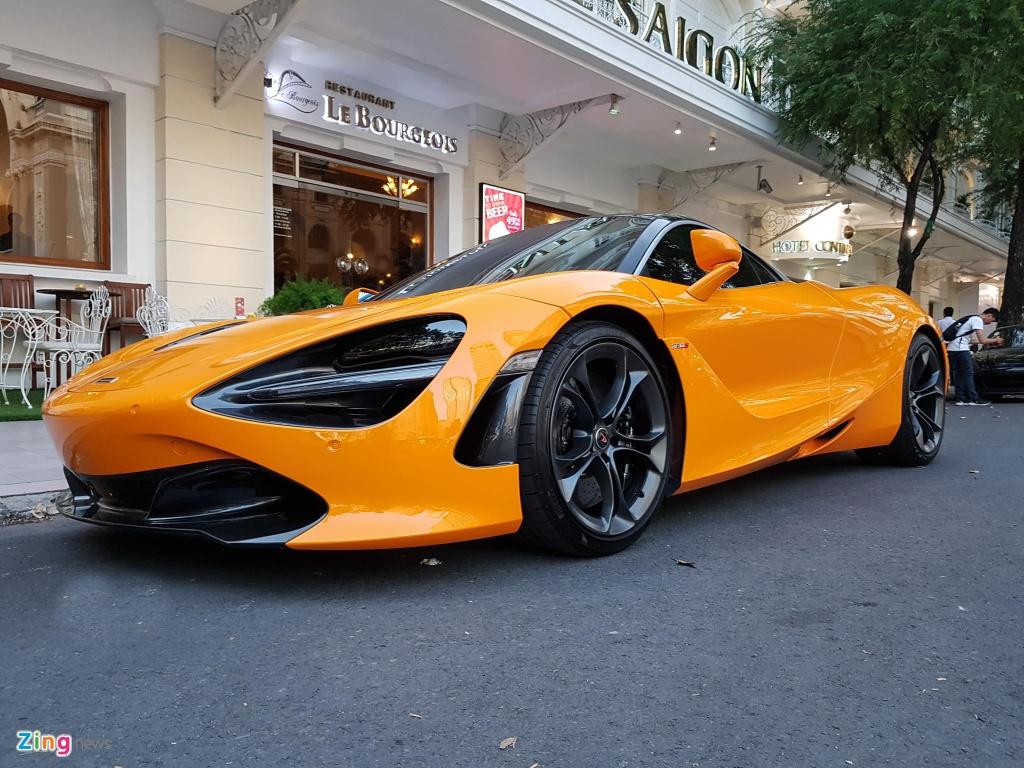 Bo doi sieu xe McLaren 720S xuong pho anh 4