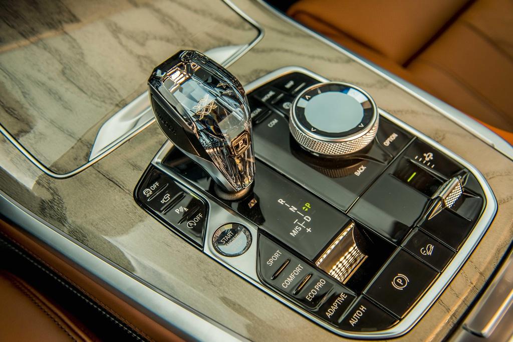 So sanh BMW X7 va Mercedes-Benz GLS anh 9